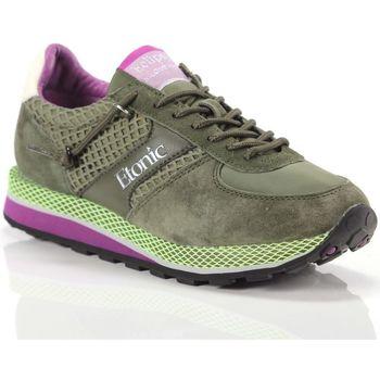 Scarpe Donna Sneakers basse Etonic Kilometro Net Verde