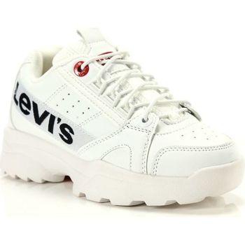 Scarpe Bambino Sneakers basse Levi's Soho Bianco