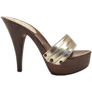 Scarpe Donna Zoccoli Kiara Shoes K9201 Oro