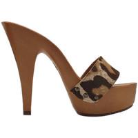 Scarpe Donna Zoccoli Kiara Shoes K9302 Leopard