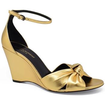 Scarpe Donna Sandali Saint Laurent  Oro