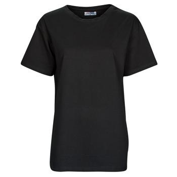 Abbigliamento Donna T-shirt maniche corte Yurban OKIME Nero