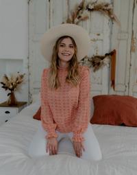 Abbigliamento Donna Top / Blusa Céleste HIRONDELLE Rosa