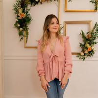 Abbigliamento Donna Top / Blusa Céleste ROSSIGNOL Rosa