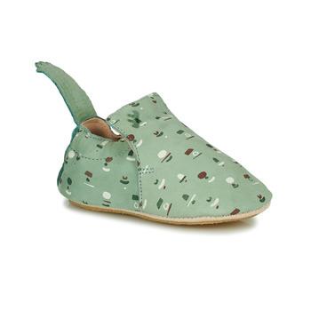 Scarpe Unisex bambino Pantofole Easy Peasy BLUBLU Verde