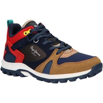 Scarpe Bambino Running / Trail Pepe jeans PBS50086 ARCADE TRAIL Marr?n