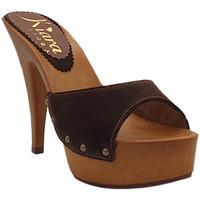 Scarpe Donna Zoccoli Kiara Shoes K93001 Marrone