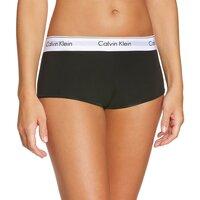 Biancheria Intima  Donna Culotte e boxer Calvin Klein Jeans F3788E Nero