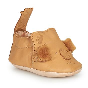 Scarpe Unisex bambino Pantofole Easy Peasy BLUMOO KOALA Marrone