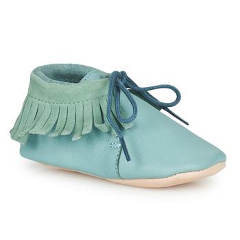 Scarpe Unisex bambino Pantofole Easy Peasy MEXIMOO Verde