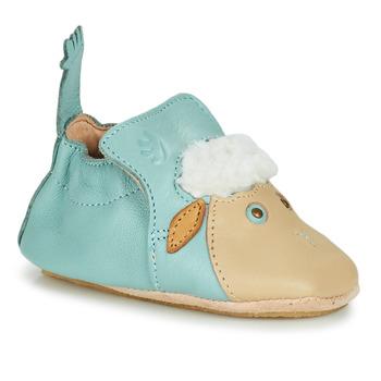 Scarpe Unisex bambino Pantofole Easy Peasy BLUBLU MOUTON Mou / Mist / Mou / Patin