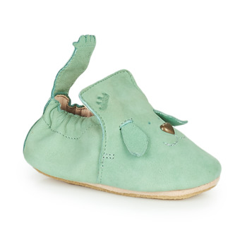 Scarpe Unisex bambino Pantofole Easy Peasy BLUBLU CHIEN Verde