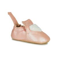 Scarpe Bambina Pantofole Easy Peasy BLUBLU COEUR Rosa