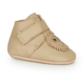 Scarpe Unisex bambino Pantofole Easy Peasy KINY LION Beige