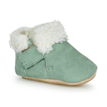 Scarpe Unisex bambino Pantofole Easy Peasy FOUBLU Verde