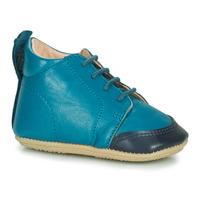 Scarpe Unisex bambino Pantofole Easy Peasy IGO B Blu