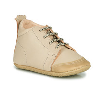 Scarpe Unisex bambino Pantofole Easy Peasy IGO B Mou / Sand / Mou / Pre-marche