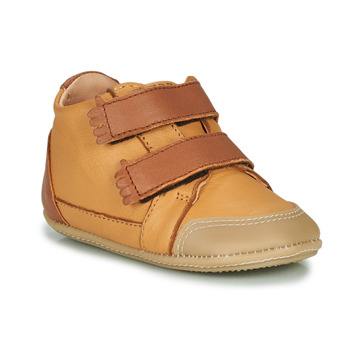Scarpe Unisex bambino Pantofole Easy Peasy IRUN B Marrone