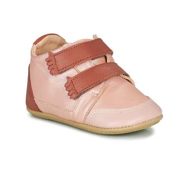 Scarpe Bambina Pantofole Easy Peasy IRUN B Mou / Rosa / Baba / Mou / Pre-marche