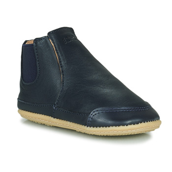Scarpe Unisex bambino Pantofole Easy Peasy IMOOV Mou / Marine / Mou / Pre-marche