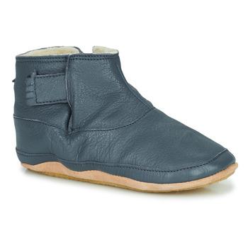 Scarpe Unisex bambino Pantofole Easy Peasy BOOBOOTIES Mou / Denim / Mou / Patin