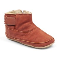 Scarpe Unisex bambino Pantofole Easy Peasy BOOBOOTIES Mou / Argilla / Mou / Patin
