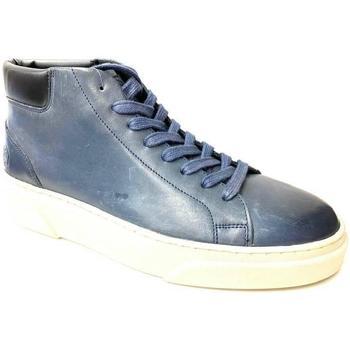 Scarpe Uomo Sneakers alte Lumberjack ATRMPN-24151 Blu
