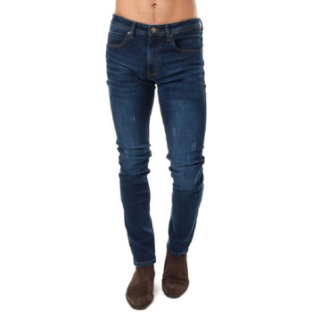 Abbigliamento Uomo Jeans slim Paname Brothers PB-JIMMY Blu