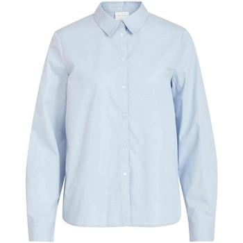 Abbigliamento Donna Camicie Vila  Azul