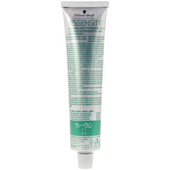 Bellezza Accessori per capelli Schwarzkopf Essensity Ammonia-free Permanent Color  5-00  60 ml