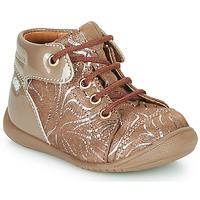 Scarpe Bambina Sneakers alte GBB OLSA Beige