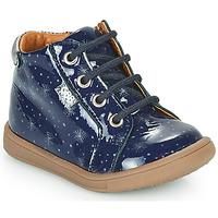 Scarpe Bambina Sneakers alte GBB FAMIA Blu