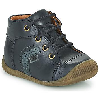 Scarpe Bambino Sneakers alte GBB GARY Blu