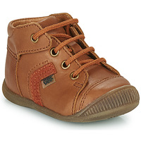 Scarpe Bambino Sneakers alte GBB GARY Marrone