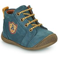 Scarpe Bambino Sneakers alte GBB EDWIN Blu