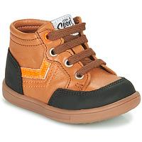 Scarpe Bambino Sneakers alte GBB VIGO Marrone