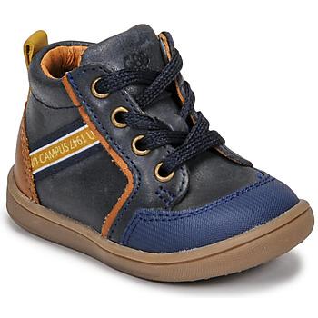 Scarpe Bambino Sneakers alte GBB GERMAIN Blu