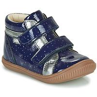 Scarpe Bambina Sneakers alte GBB EDEA Blu
