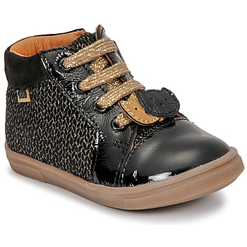 Scarpe Bambina Sneakers alte GBB CHOUBY Nero