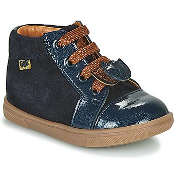 Scarpe Bambina Sneakers alte GBB CHOUBY Blu