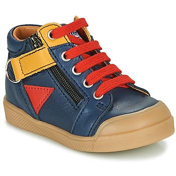 Scarpe Bambino Sneakers alte GBB TIMOTHE Blu