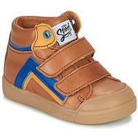 Scarpe Bambino Sneakers alte GBB ERNEST Marrone