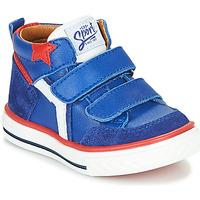 Scarpe Bambino Sneakers alte GBB FLAVIO Blu