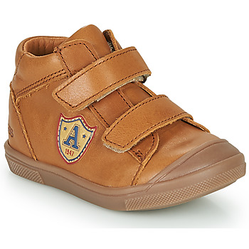 Scarpe Bambino Sneakers alte GBB LAUREL Marrone