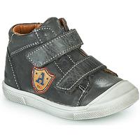 Scarpe Bambino Sneakers alte GBB LAUREL Grigio