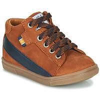 Scarpe Bambino Sneakers alte GBB WESTY Marrone