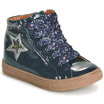 Scarpe Bambina Sneakers alte GBB TADEA Blu