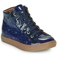 Scarpe Bambina Sneakers alte GBB PHILEMA Blu