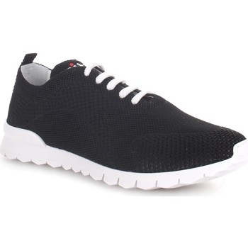 Scarpe Uomo Sneakers basse Kiton USSFITSN008090300P Nero