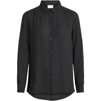 Abbigliamento Donna Camicie Vila 14051975 Nero